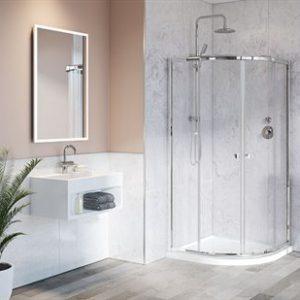 Alina, Shower doors