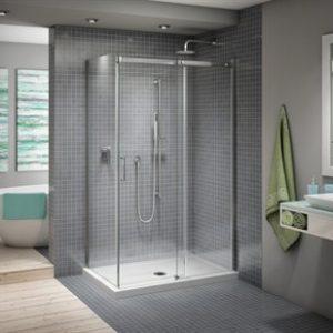 Apollo, Shower doors 1