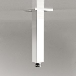 CEILING SHOWER ARM WITH PLATE (128.725.100)