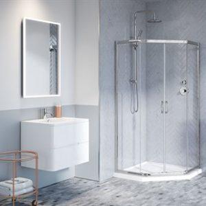 Capri, Shower doors 5
