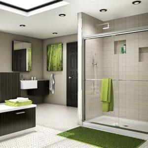 Cordoba, Shower doors
