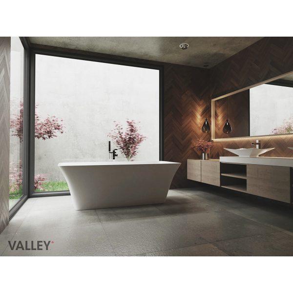 ether free standing bathtub
