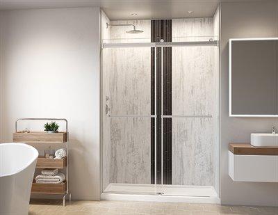 fibo by fleurco alcove, bases & walls,shower base