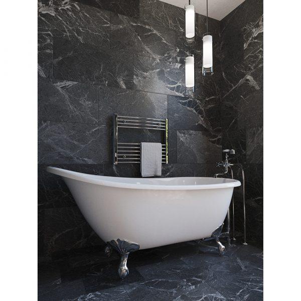 imperial acrylic free standing bathtub