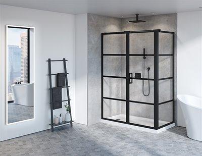 latitude pivot, shower doors 1
