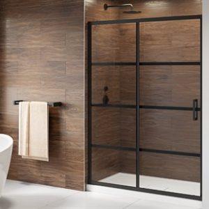 Latitude, Shower doors