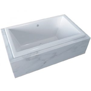 CHI Centred Drop-In Bathtub (CHICD)