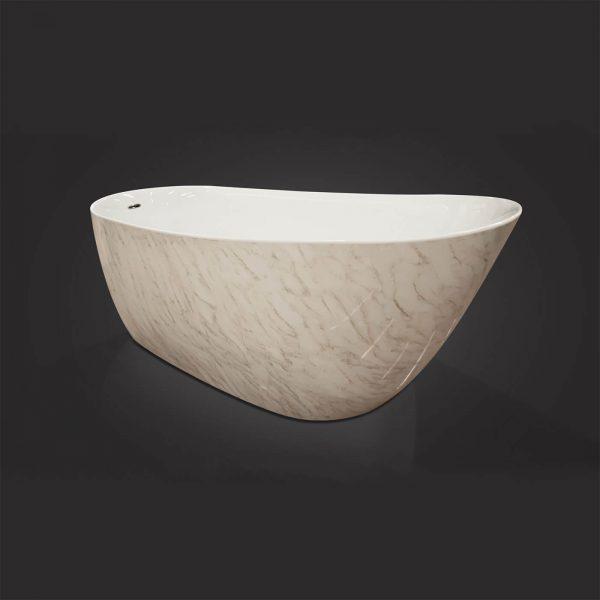 nova free standing bathtub