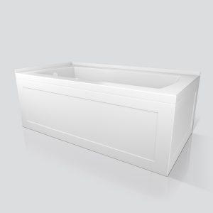 OVO2SSK – 2 Side Skirted Bathtub
