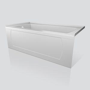 Espace Skirted Bathtub