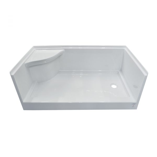 shower base with seat (sbwsod)