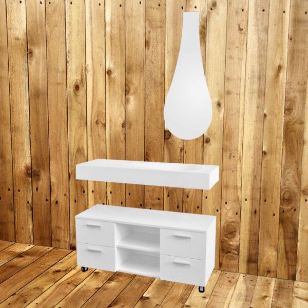 bath furniture (rain drop)