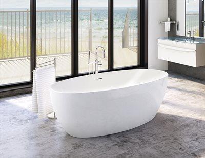 voce grande, bathtubs