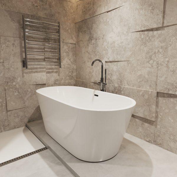 avos free standing bathtub
