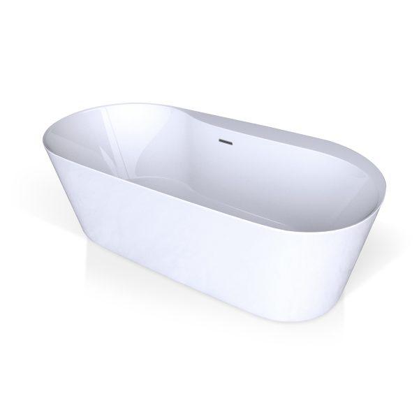 lavish free standing bathtub (va1082)