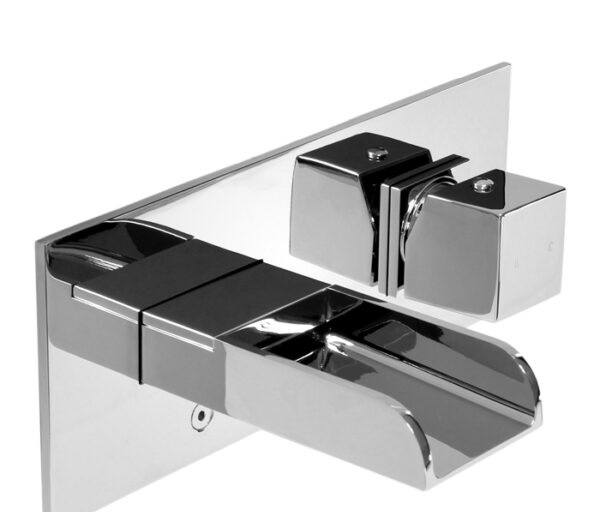 222.208p.100 wall mount faucets