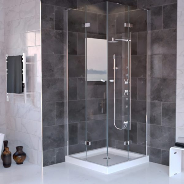 bi-fold shower door (sd-016)