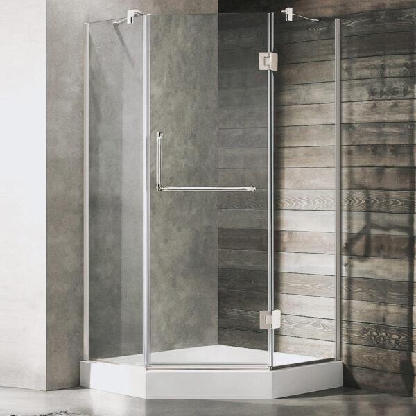 neo angle shower door (sd10n-90)