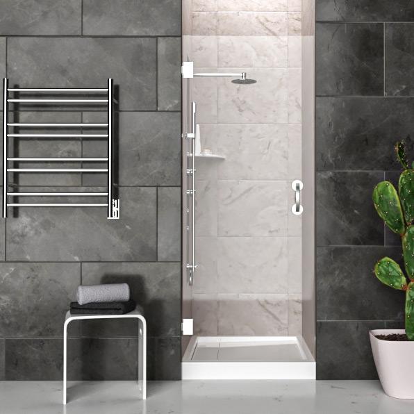 pivot shower door (sd10a-76)