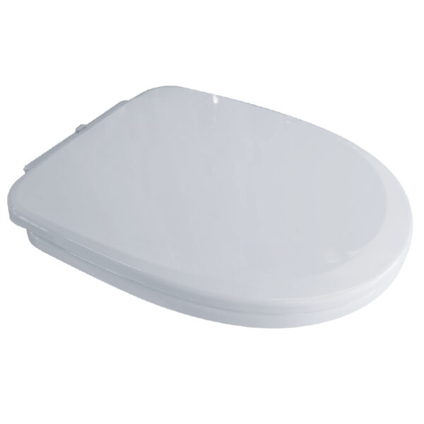 toilet seat (scs-222wht)