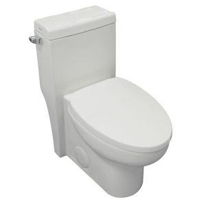 VA0050 – 1 piece single flush toilet