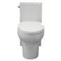 va0050 – 1 piece single flush toilet1