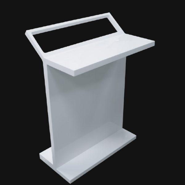 shelf with towel holder – va-4004